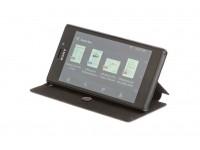 Калъф flip cover Sony Xperia M2/M2 Aqua - black