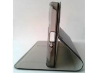 Калъф flip cover Lenovo A6010 Plus - black