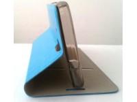 Калъф flip cover Lenovo P70 - dark blue